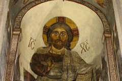 Europe's larges icon of Christ