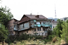 Tbilisi - crooked house