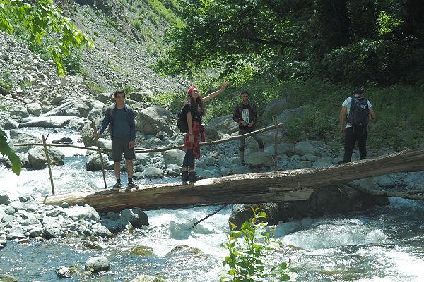 Georgian walkers