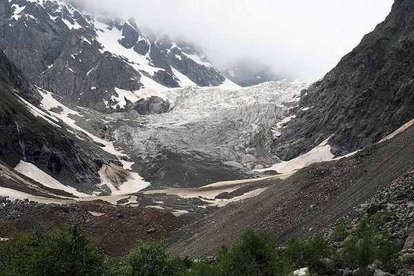 Glacial dreams - the unattainable dream