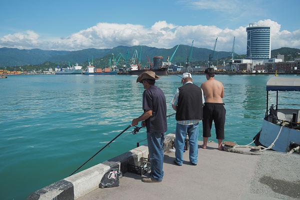 Fishermen Batumi
