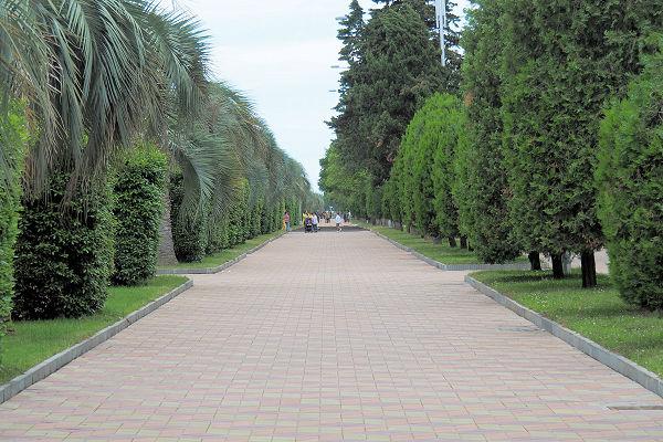 Batumi parks