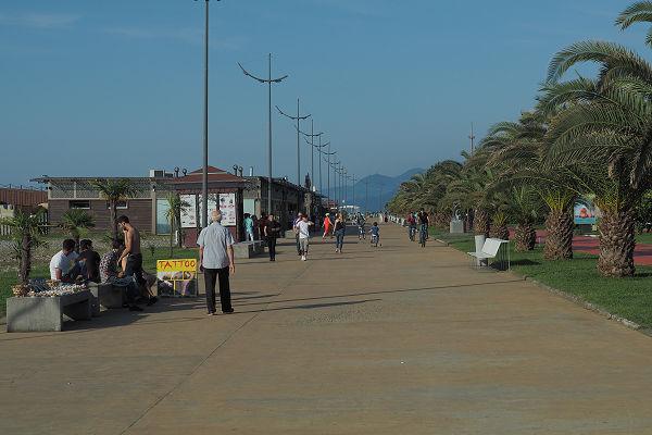 Batumi Ppromenade